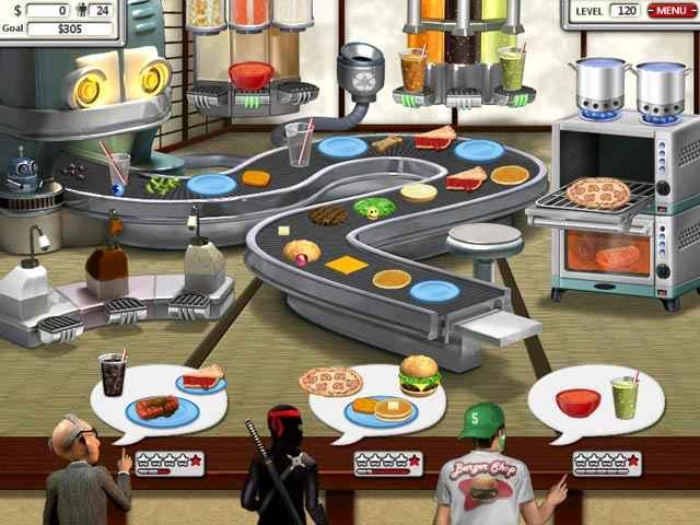 burger shop 2 screenshots 2