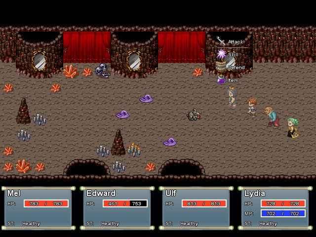 aveyond: gates of night screenshots 2