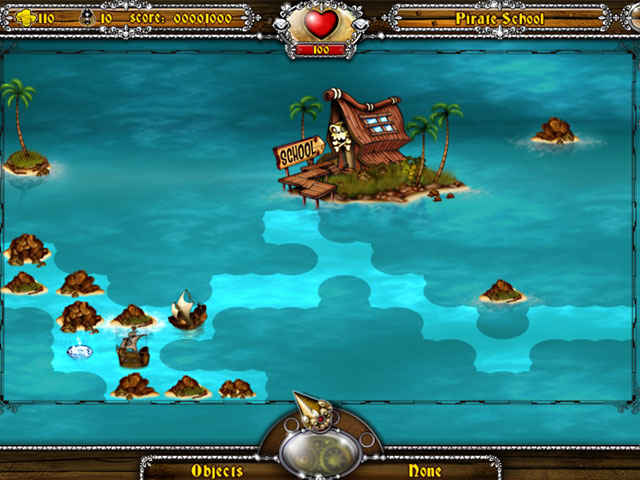 the adventures of mary ann: lucky pirates screenshots 3