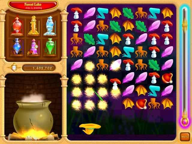 wizard's hat screenshots 1