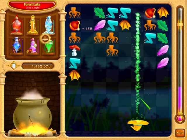 wizard's hat screenshots 3