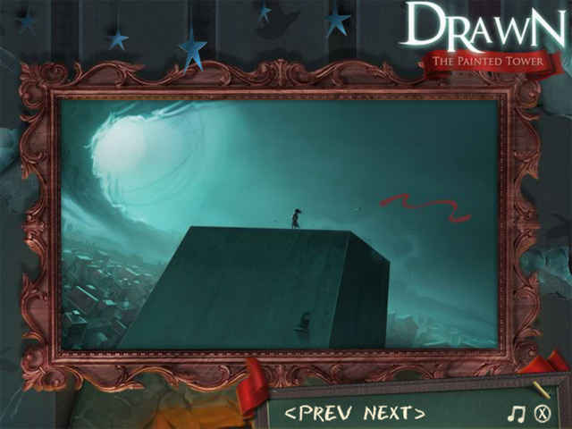 drawn: the painted tower deluxe strategy guide screenshots 2