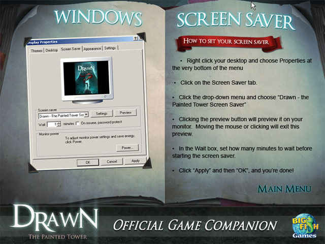 drawn: the painted tower deluxe strategy guide screenshots 3