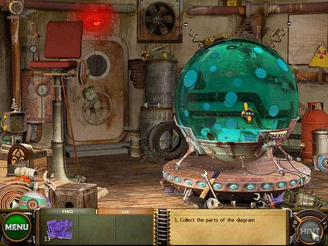 sprill and ritchie: adventures in time screenshots 1