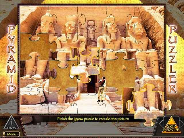 hide & secret 3: pharaoh's quest screenshots 2