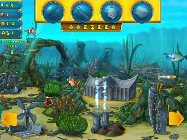 lost city of aquatica screenshots 2