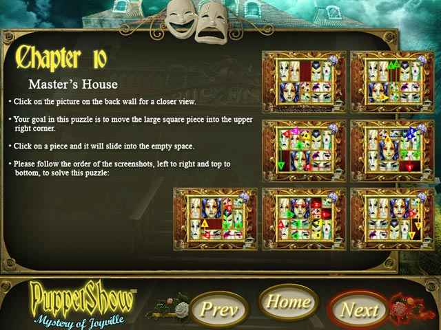 puppetshow: mystery of joyville strategy guide screenshots 3