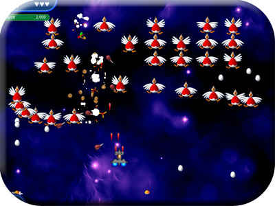 chicken invaders 2 screenshots 3