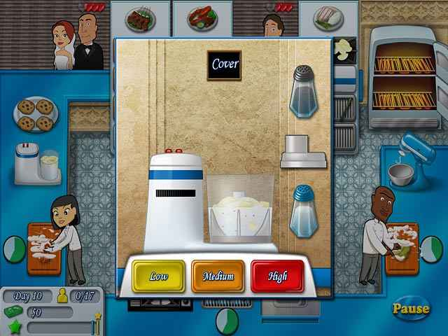 kitchen brigade screenshots 2