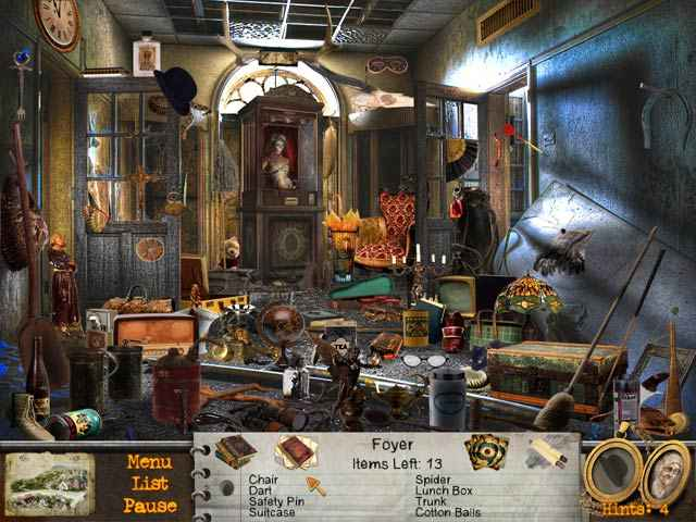 becky brogan: the mystery of meane manor screenshots 1