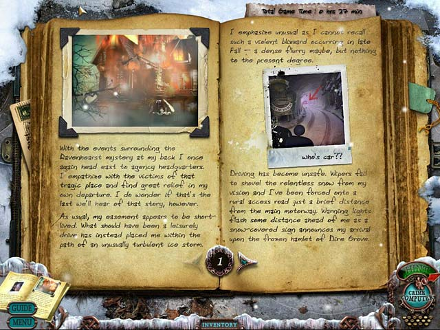 mystery case files: dire grove collector's edition screenshots 2
