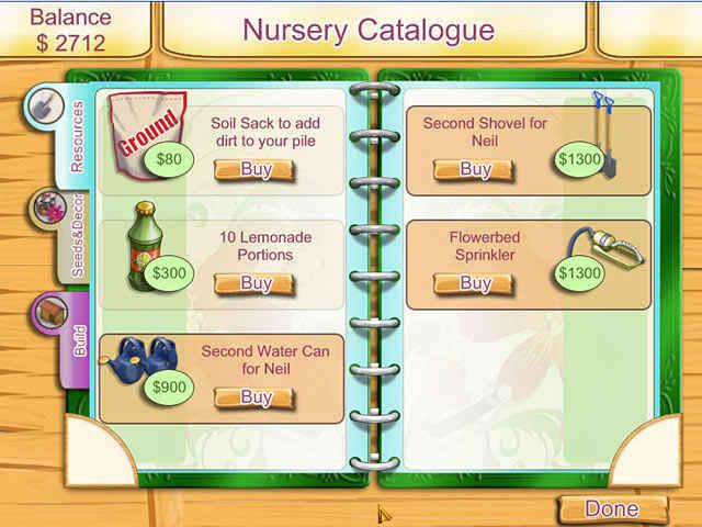 kelly green garden queen screenshots 2