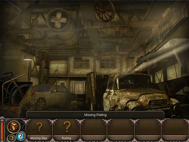 trapped: the abduction screenshots 1
