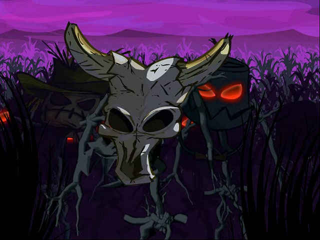 night of the scarecrows screenshots 3