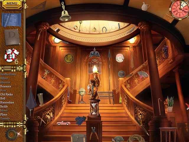 1912: titanic mystery screenshots 1