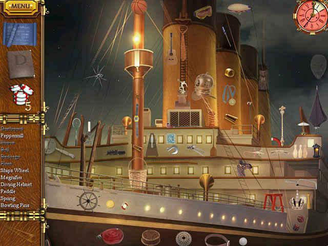 1912: titanic mystery screenshots 3