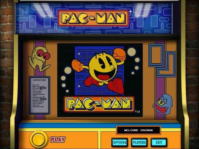 pac-man screenshots 1