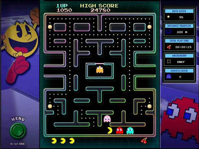 pac-man screenshots 2