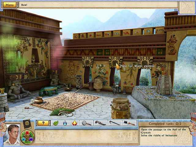 alabama smith in the quest of fate screenshots 1