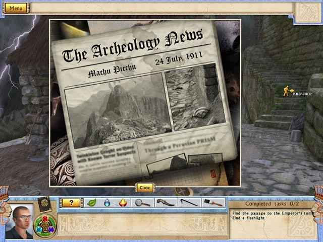 alabama smith in the quest of fate screenshots 3