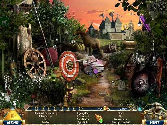 luxor adventures screenshots 3