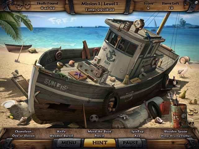 amazing adventures: the caribbean secret screenshots 10