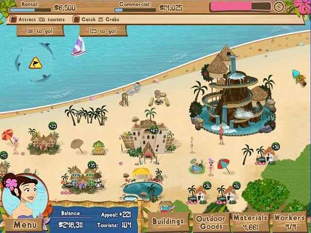 coconut queen screenshots 3