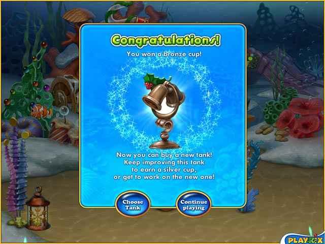 fishdom: frosty splash screenshots 3