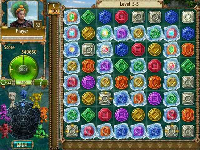 the treasures of montezuma 2 screenshots 2