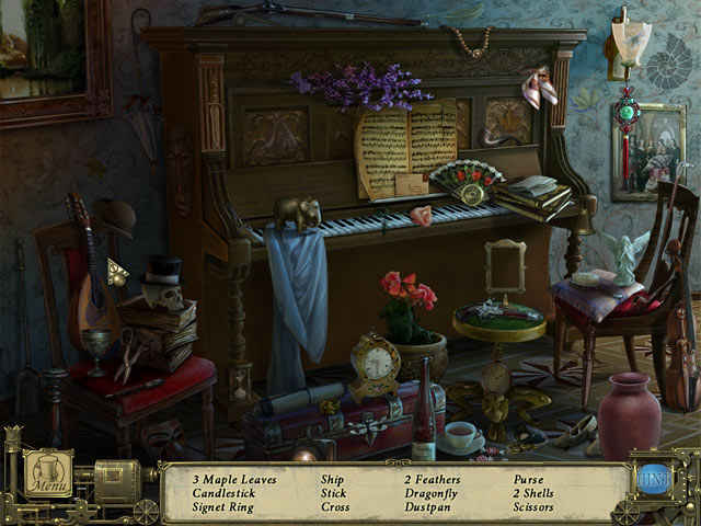 dark tales: edgar allan poe's murders in the rue morgue collector's edition screenshots 1