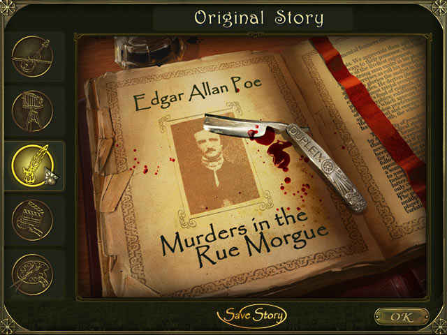 dark tales: edgar allan poe's murders in the rue morgue collector's edition screenshots 8
