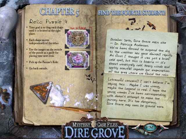 mystery case files: dire grove strategy guide screenshots 3