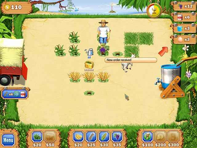 tropical farm screenshots 1