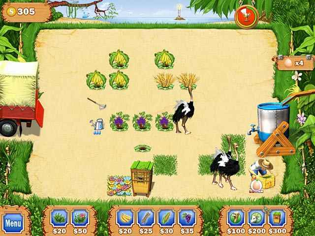 tropical farm screenshots 3