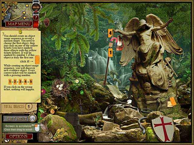 jane angel: templar mystery screenshots 3