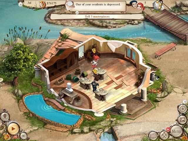 artist colony screenshots 3