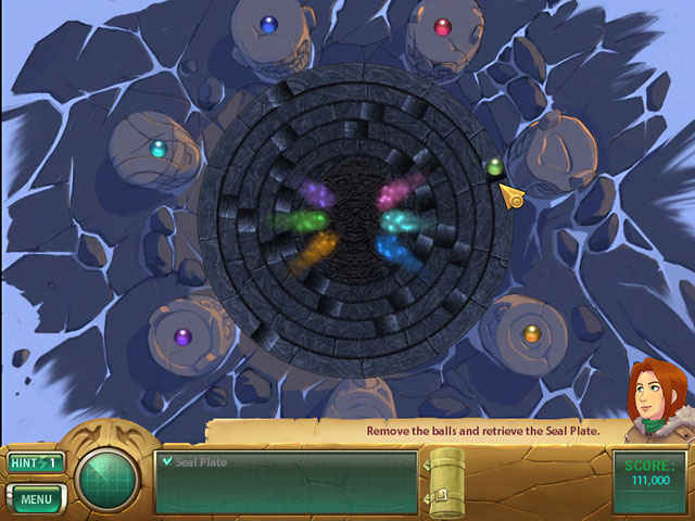 samantha swift: mystery from atlantis screenshots 1