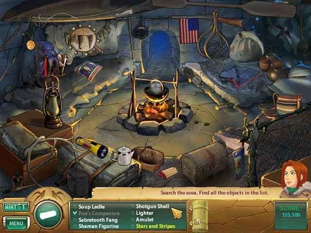 samantha swift: mystery from atlantis screenshots 2