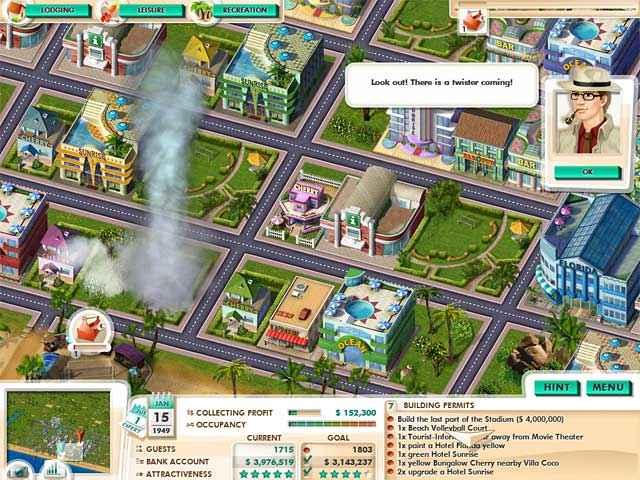 build it! miami beach resort screenshots 2
