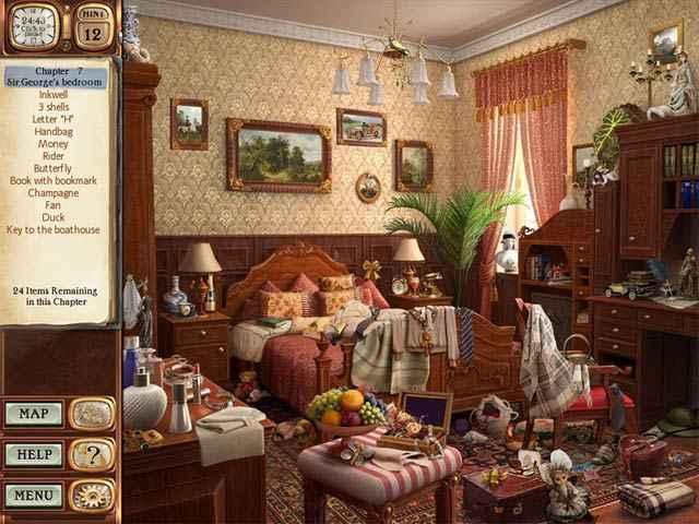 agatha christie: dead man's folly screenshots 2