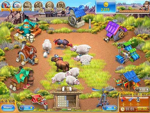 farm frenzy 3: american pie screenshots 1