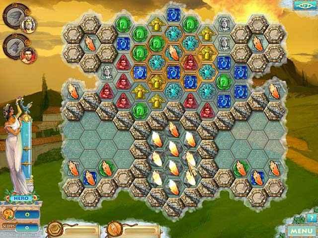 heroes of hellas 2: olympia screenshots 3