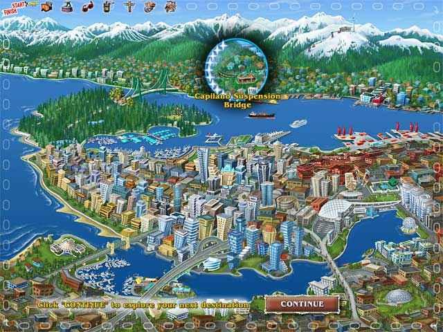 big city adventure: vancouver screenshots 1