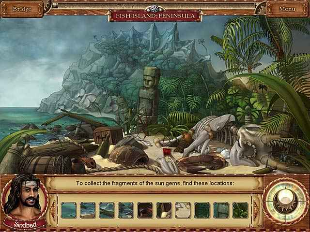 1001 nights: the adventures of sindbad screenshots 2
