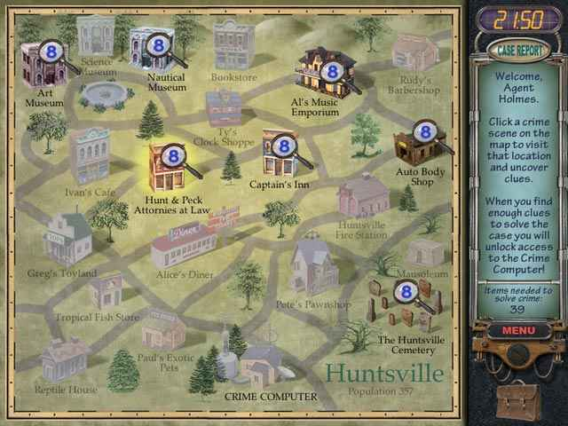 mystery case files: huntsville screenshots 3