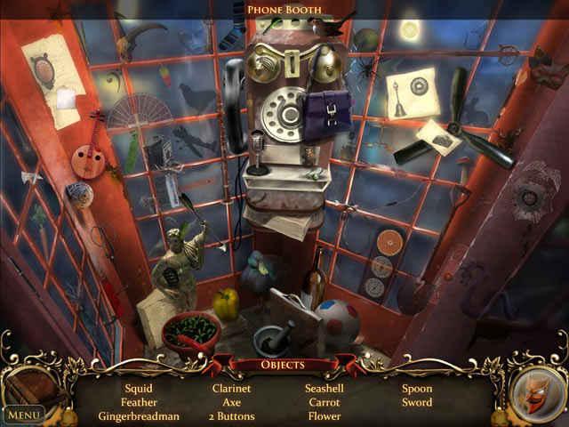 nightfall mysteries: curse of the opera screenshots 1