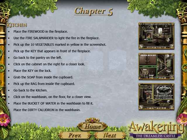 awakening: the dreamless castle strategy guide screenshots 1