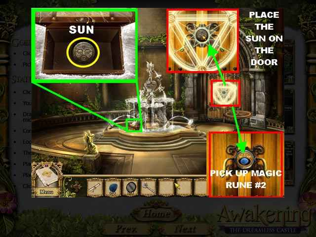 awakening: the dreamless castle strategy guide screenshots 2