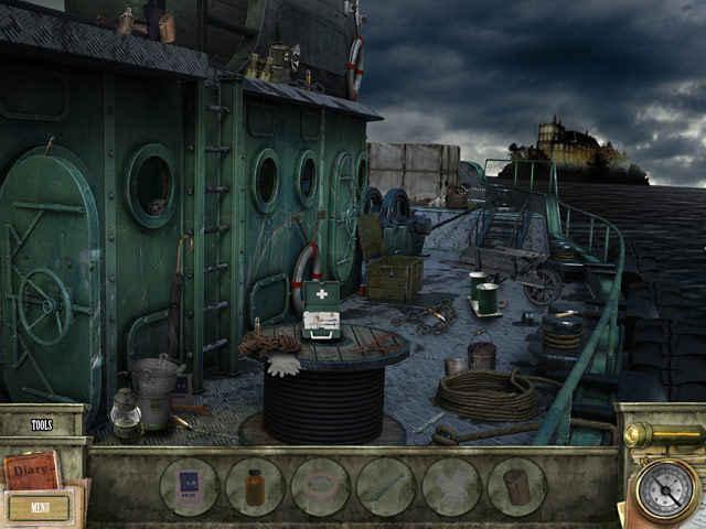 shutter island screenshots 1