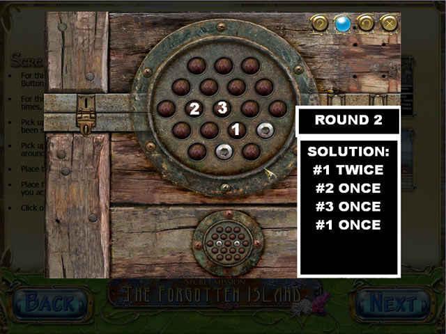 secret mission: the forgotten island strategy guide screenshots 2